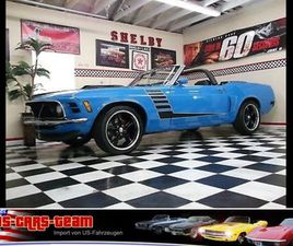 FORD MUSTANG BOSS 351 CLONE - CABRIO