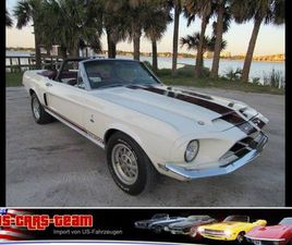 FORD MUSTANG SHELBY CLONE - CABRIO