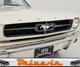 FORD MUSTANG COUPE / TOP RESTAURIERT - COUPE