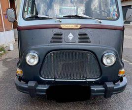 ESTAFETTE 800 DE 1972