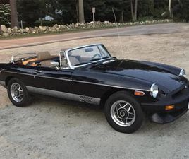 FOR SALE: 1980 MG MGB IN SALEM, NEW HAMPSHIRE