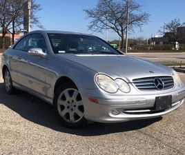 USED 2004 MERCEDES-BENZ CLK 2DR CPE 3.2L