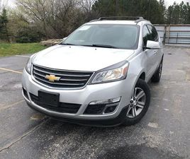 USED 2017 CHEVROLET TRAVERSE 2LT 2WD
