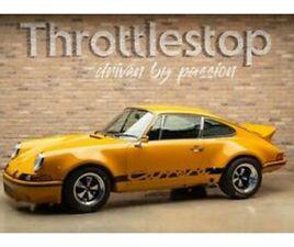 1973 PORSCHE 911 DV/RSR RECREATION