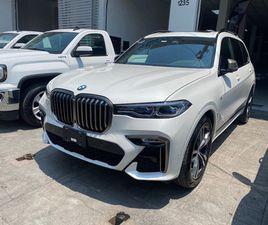 BMW X7 50I M SPORT V8 MODELO 2020