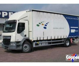 ② DAF LF 250 FA EURO 6. 19 TONS (BJ 2015) - CAMIONS