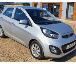 USED 2015 KIA PICANTO 2 ECODYNAMICS HATCHBACK 31,331 MILES IN SILVER FOR SALE | CARSITE