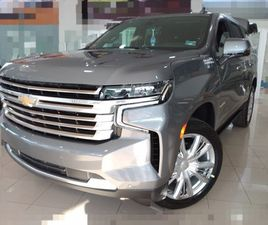 CHEVROLET TAHOE PAQ G HIGH COUNTRY