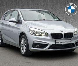 BMW 2 SERIES ACTIVE TOURER 218D SE ACTIVE TOURER FOR SALE IN LIMERICK FOR €20,950 ON DONED