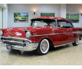 1957 CHEVROLET BEL-AIR RESTOMOD COUPE LT1 5.7 V8 AUTO - FULLY RESTORED