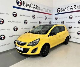 OPEL - CORSA 1.4 TURBO COLOR EDITION START STOP