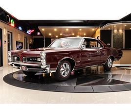 FOR SALE: 1966 PONTIAC GTO IN PLYMOUTH, MICHIGAN