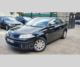 II (2) COUPE-CABRIOLET 1.6 16V 110 EXCEPTION