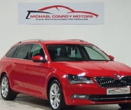 SKODA SUPERB SE L EXECUTIVE TDI 190 SCR START/STOP FOR SALE IN MAYO FOR €16,995 ON DONEDEA