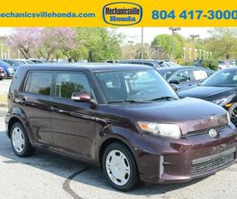 BURGUNDY COLOR 2011 SCION XB BASE FOR SALE IN MECHANICSVILLE, VA 23111. VIN IS JTLZE4FE8B1