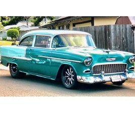 FOR SALE: 1955 CHEVROLET BEL AIR IN HILO, HAWAII