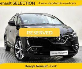 RENAULT GRAND SCENIC DYNAMIQUE S NAV FOR SALE IN CORK FOR €26,300 ON DONEDEAL