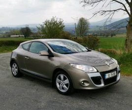 2010 RENAULT MEGANE 1.5DCI MONACO LONG NCT!! FOR SALE IN WEXFORD FOR €2450 ON DONEDEAL