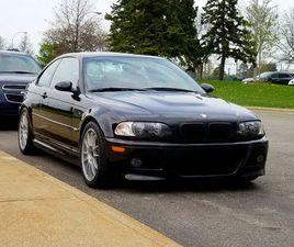 2002 E46 M3 - SMG - NO ACCIDENTS, VERY CLEAN CAR | CARS & TRUCKS | OTTAWA | KIJIJI