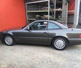 1997 MERCEDES R129 500SL MIT PANORAMA DACH ! ZUSTAND 1