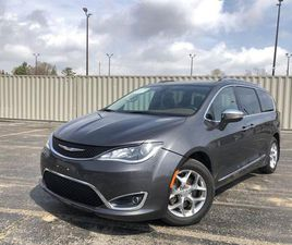 USED 2017 CHRYSLER PACIFICA LIMITED 2WD