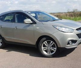 HYUNDAI IX35, 2011 IMMACULATE FOR SALE IN CORK FOR €8,200 ON DONEDEAL