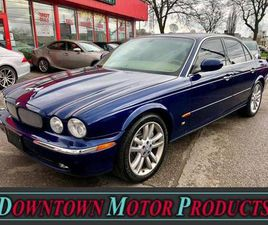 USED 2004 JAGUAR XJR SUPERCHARGED