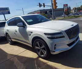 BRAND NEW WHITE COLOR 2021 GENESIS GV80 2.5T FOR SALE IN SPRINGFIELD, PA 19064. VIN IS KMU