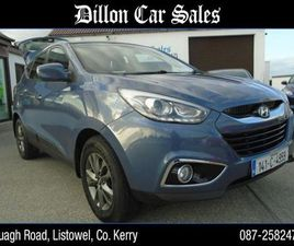 HYUNDAI IX35 2WD COMFORT 4DR FOR SALE IN KERRY FOR €11,600 ON DONEDEAL