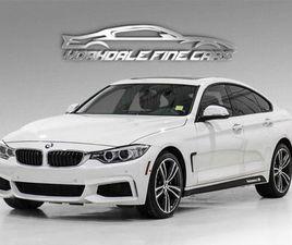 USED 2017 BMW 4 SERIES 440I XDRIVE GRAN COUPE M PER