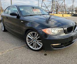 2008 BMW 1 SERIES 128I - SPORT PKG | PREMIUM PKG | CERTIFIED | GREAT SHAPE | CARS & TRUCKS