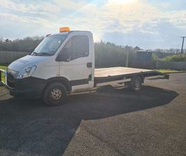 IVECO DAILY RECOVERY FOR SALE IN KILDARE FOR €8,500 ON DONEDEAL