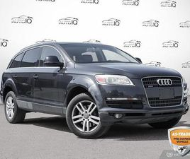 USED 2007 AUDI Q7 3.6 PREMIUM YOU SAFETY YOU SAVE!!