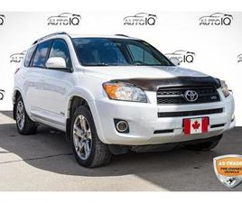 USED 2011 TOYOTA RAV4 SPORT V6 AS TRADED SPECIAL | YOU CERTIFY, YOU SAVE