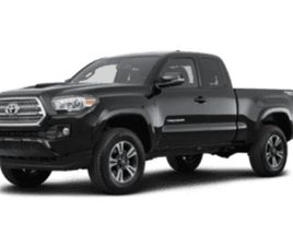 TRD OFF ROAD DOUBLE CAB 6' BED 4WD V6 AUTOMATIC