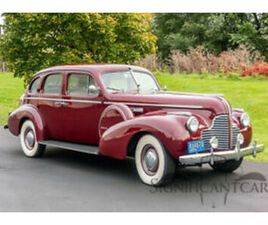 1940 BUICK 81 LIMITED