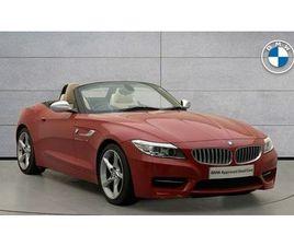 BMW Z4 SERIES Z4 SDRIVE35IS ROADSTER 3.0 2DR