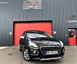 PEUGEOT 3008 ACTIVE 2014 1,6 HDI 115CH ESPACE -...