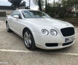 BENTLEY CONTINENTAL GT COUPE 6.0 W12 BI-TURBO 560 TIPRONIC