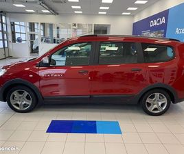 DACIA LODGY STEPWAY BLUE DCI 115 - 7 PLACES