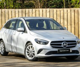 USED 2020 (20) MERCEDES-BENZ B-CLASS B180 SPORT EXECUTIVE 5DR AUTO IN GRANGEMOUTH