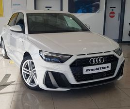USED 2019 (19) AUDI A1 35 TFSI S LINE 5DR IN IRVINE