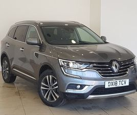 USED 2018 (18) RENAULT KOLEOS 2.0 DCI DYNAMIQUE S NAV 5DR X-TRONIC IN DUMFRIES