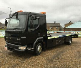 DAF LF45 170 TILT AND SLIDE RECOVERY TRUCK