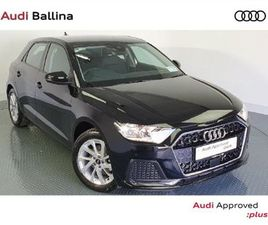 AUDI A1 SPORT BACK AUTO SE PETROL FOR SALE IN MAYO FOR €31,750 ON DONEDEAL