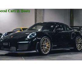 PORSCHE 911 3.8 GT2 RS WEISSACH*LIFT SYSTEM*MAGNESIUM WHEELS