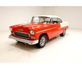 FOR SALE: 1955 CHEVROLET BEL AIR IN MORGANTOWN, PENNSYLVANIA