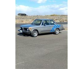 FOR SALE: 1976 BMW 2002 IN CADILLAC, MICHIGAN