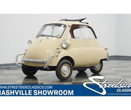 FOR SALE: 1957 BMW ISETTA IN LAVERGNE, TENNESSEE
