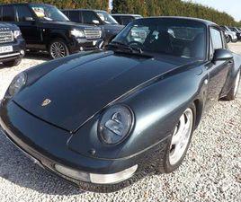 PORSCHE 911 3.6 993 CARRERA 4 CABRIOLET AWD 2DR